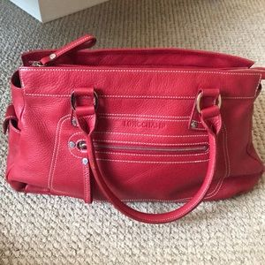 Longchamp handle bag